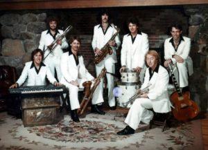 The Florida Band Kona Boat House 1980