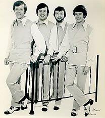 The Diamonds Four 1971